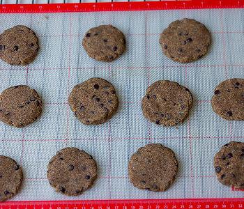 La recette cookie vegan sans gluten
