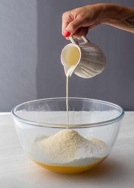 Recette du cake citron sans gluten