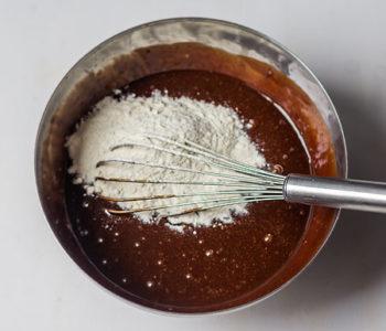 Recette fondant au coeur coulant chocolat sans gluten