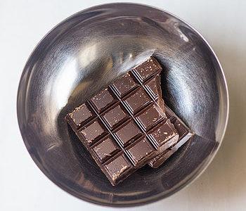 Recette de sablés chocolat caramel