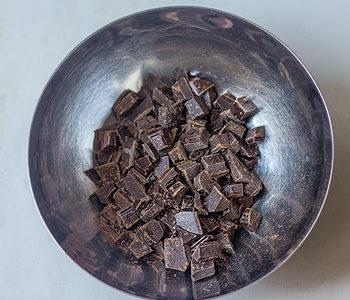 Recette de la tartelette chocolat tonka