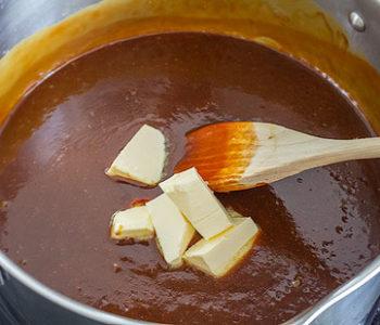Recette de caramel beurre salé