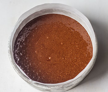 Recette de fondant chocolat sans gluten